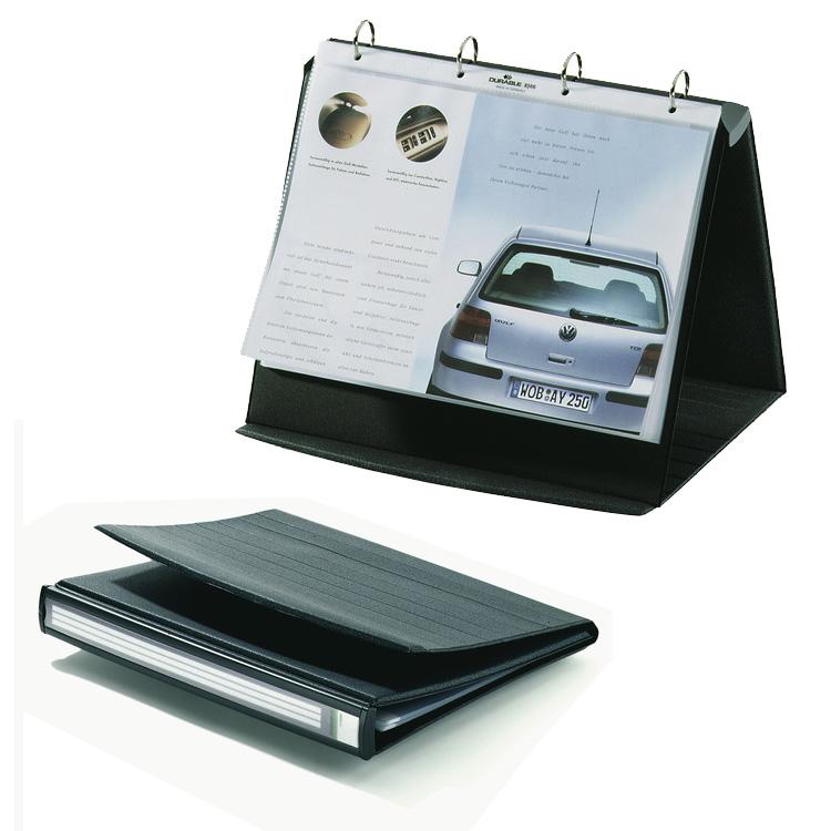 Durable Desk Flip Chart A4 Q
